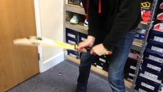 Slazenger V800 G1+ Cricket Bat Review