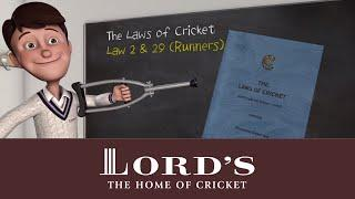 The Laws Of Cricket With Stephen Fry | Runners