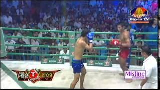 Khmer Boxing, Ung Vireak Vs Turkey, Bayon Boxing, 03 May 2015