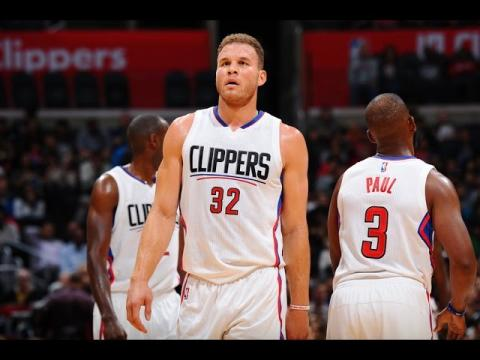 Blake Griffin's 26 Points Gives Clippers Edge Over Blazers