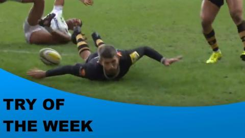 Citizen Try of the Week - Round 13 - Phillips, Afoa, Walker, Sinoti & Le Roux