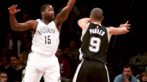 Best of Phantom: Spurs in Brooklyn