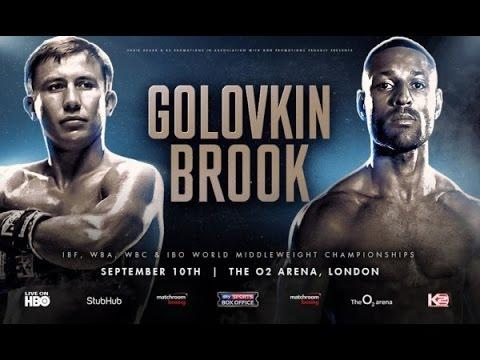 Gennady Golovkin vs Kell Brook Middleweight Title Fight Prediction Thoughts & Breakdown !!