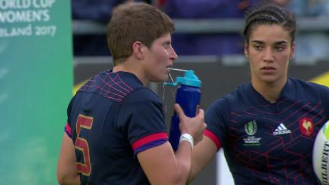 WRWC Match Highlights: France v Australia