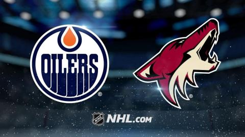 Montoya, Oilers rally back to beat Coyotes, 4-2