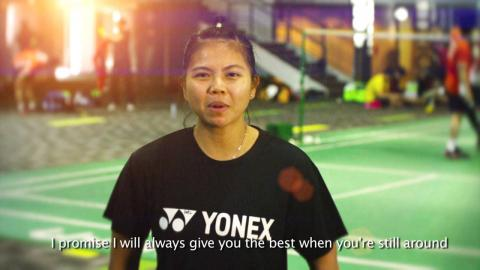 Happy Mother's Day 2016 | Badminton - Player messages with english subs