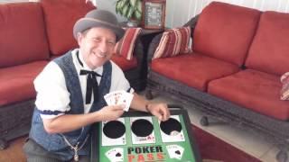 Poker Expert Beanbag Billiards