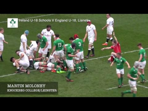 Irish Rugby TV: Ireland Under-18s & Under-19s' Easter Try Reel