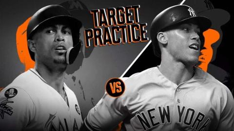 Target Practice: Did Aaron Judge or Giancarlo Stanton hit more epic 2017 HRs?