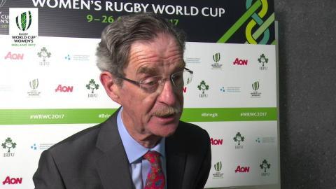 Irish Rugby TV: Dick Spring On Ireland 2017 and Ireland 2023