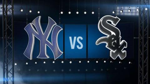 7/6/16: Gonzalez shuts down Yanks in 5-0 win