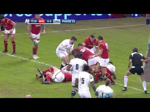 Highlights: Wales 16 England 21