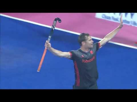 England v Netherlands Highlights - Odisha Men's Hockey World League Final - Bhubaneswar, India