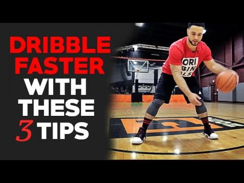 How To: 3 Tips To Dribble Faster | Basketball Moves