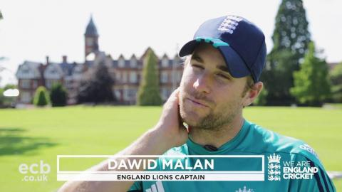 England Lions prepare for Tri-Series