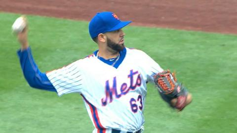 MIN@NYM: Ynoa fans eight in first career start