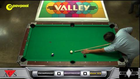 #6 Fields/Popejoy vs Bailey/Aguilar / Texas ACS 2017 State 8 Ball