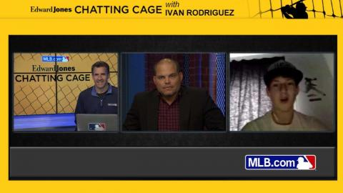 Chatting Cage: Ivan Rodriguez answers fans' questions