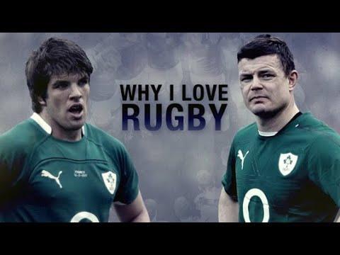 Brian O'Driscoll & Donncha O'Callaghan | Why I love rugby
