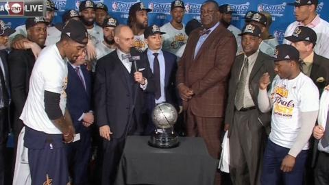 2017 Eastern Conference Champions: Cleveland Cavaliers | May 25, 2017