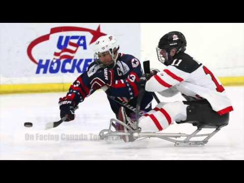 Postgame: U.S. Nat'l Sled Team Blanks Team Pan-Pacific, 8-0