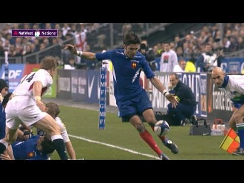 Yachvili scores try in 2004 Grand Slam decider!  | NatWest 6 Nations
