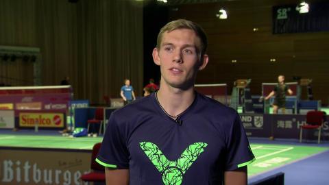 Badminton Unlimited   Marvin Emil Seidel (Germany)