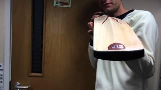 Slazenger V12 Limited Edition Junior (Harrow) Cricket Bat Review