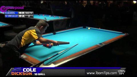 #7 • Dennis ORCULLO vs Rodney MORRIS • 2016 Cole Dickson 10 Ball