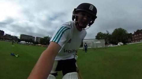 Lord's 360° - Nursery Ground Nets | England vs Pakistan