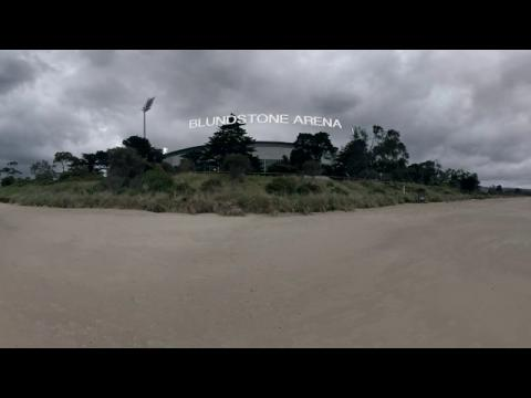 360: Weather frustrates in Hobart