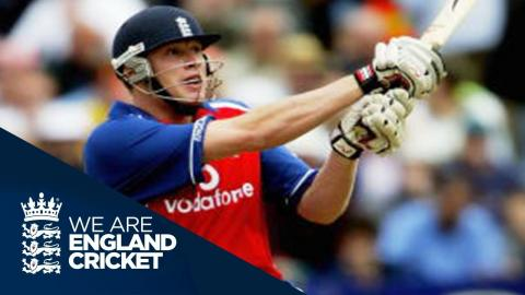ODI Flashback - Flintoff Smashes Crucial Hundred v New Zealand 2004