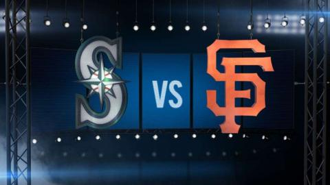 6/15/15: Walker keeps Giants scuffling at home