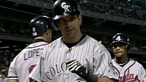 2003 ASG: Helton's two-run home run in 5th