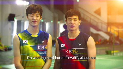 """Happy Mother's Day"" message from Shin Baek Choel & Ko Sung Hyun 