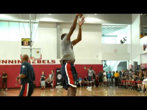 Best of Phantom: USA Basketball Mini Camp Day 2