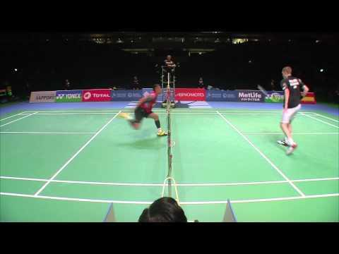 Yonex Japan Open 2015 | Badminton F – Highlights