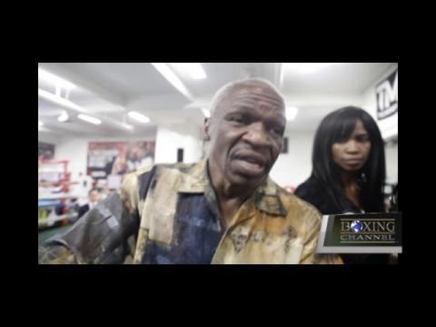 Floyd Mayweather Sr Talk Floyd vs Conor
