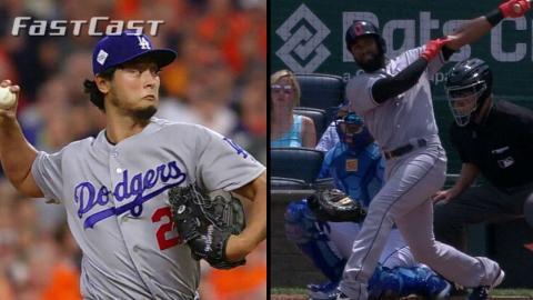 1/22/18 MLB.com FastCast: Brewers' offer to Darvish