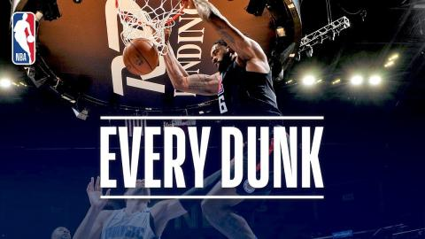Trey Lyles, DeMarcus Cousins, and Every Dunk From Wednesday Night | December 13, 2017