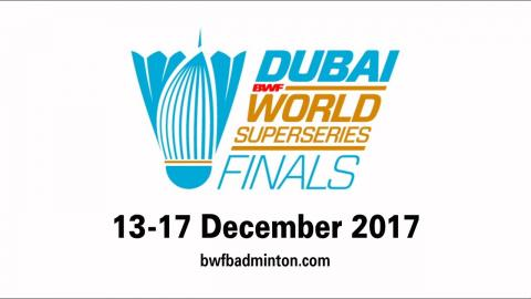 Dubai World Superseries Finals 2017 | Badminton 13-17 December 2017 | Promo 4 - Kidambi Srikanth