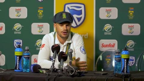 Markram century and Morkel's new ball burst put Proteas in charge