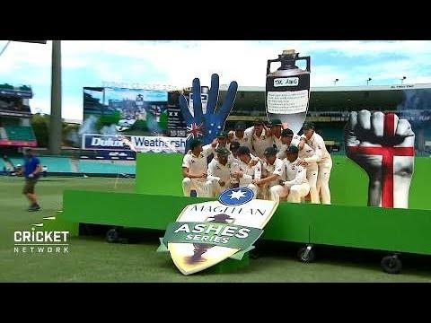 Fifth Test full highlights: Australia v England