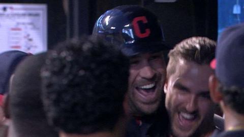 NYY@CLE: Kipnis homers twice vs. Yankees