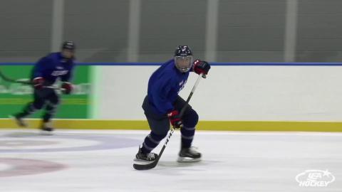 2018 Winter Olympics: U.S. Women Prep For Prelims