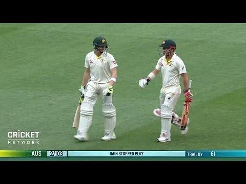 Fourth Test: Australia v England, day four