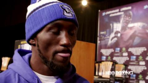 HBO Boxing News: Terence Crawford Interview (HBO Boxing)