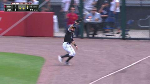 MIN@CWS: Albers works out of trouble in the 6th