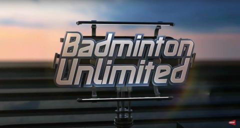 Badminton Unlimited l Yonex Legends Vision