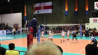 4th Set Philippines Vs India Part 1 (Asian Volleyball U17)